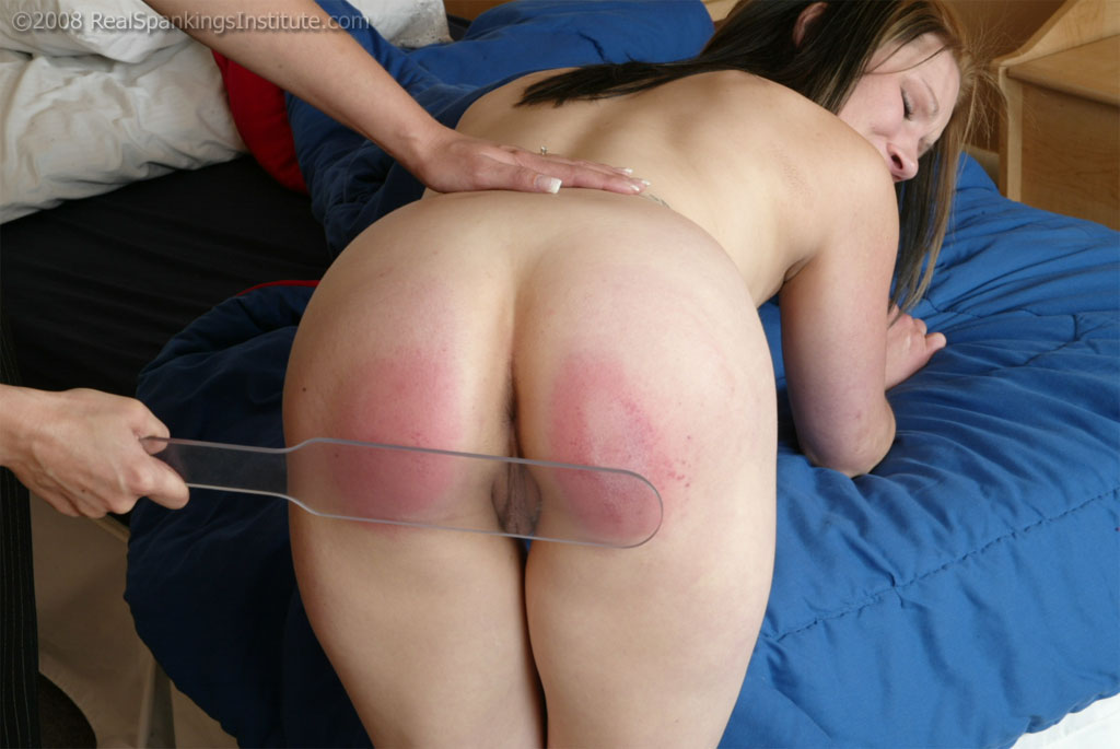 Painful Ass Stretching